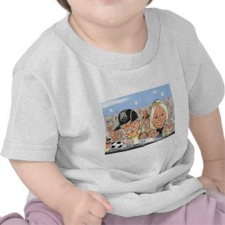 Megan-Caricature T-shirts