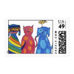 Megan Cheever Stamps