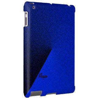 Megan ipad blue case