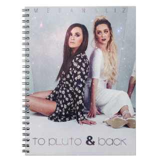 """Megan y de la parte posterior de Liz """"al cuaderno"""
