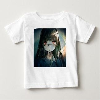 Megane Girl Baby T-Shirt