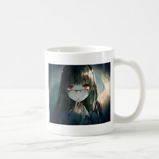 Megane Girl Coffee Mug