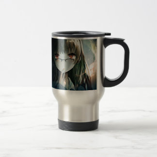 Megane Girl Travel Mug