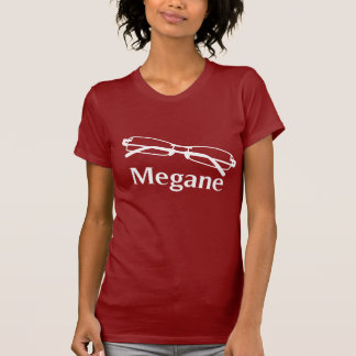 Megane Camiseta