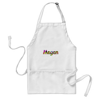 Megan's apron