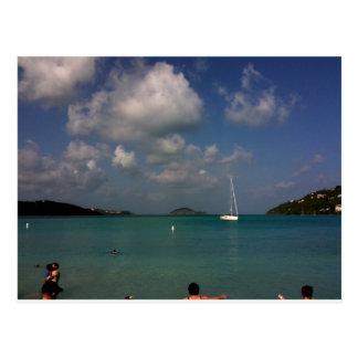 Megans Bay Postcard