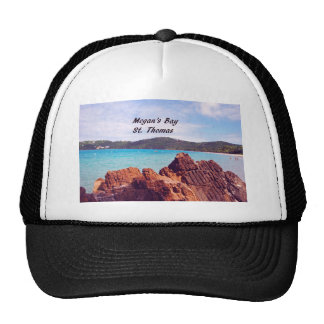 Megan's Bay St. Thomas Trucker Hat