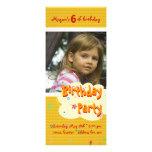 Megan's Birthday Party Invitation