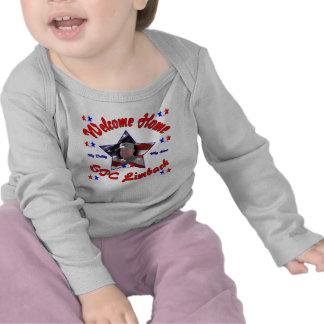 Megan's Customized Homecoming Shirt