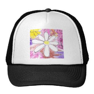 Megans Flower.jpg Trucker Hats