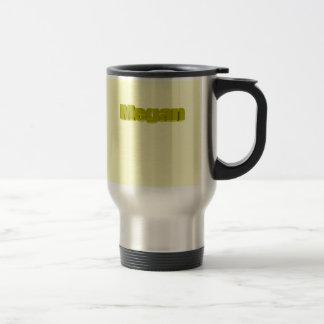 Megan's travel mug