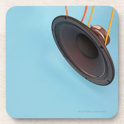 Megaphone Beverage Coaster