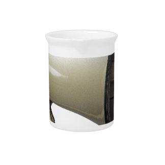 megaphone beverage pitcher