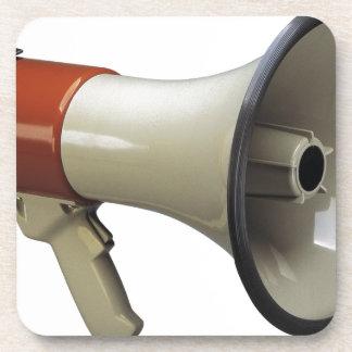 megaphone coaster
