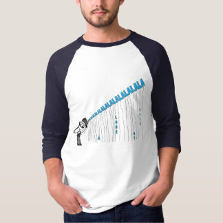 Megaphone Man - Customized T-Shirt