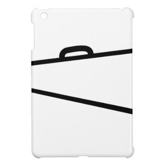 Megaphone Outline iPad Mini Cases