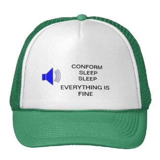 MEGAPHONE TRUCKER HATS