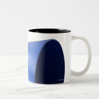 Megaphone Two-Tone Coffee Mug