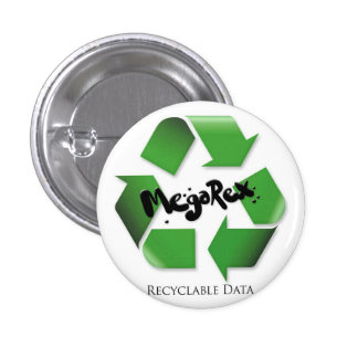 MegaRex s Recyclable Data Button