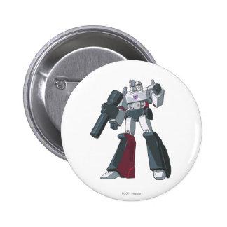 Megatron 1 2 inch round button