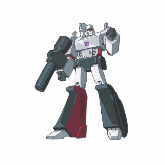 Megatron 1 statuette