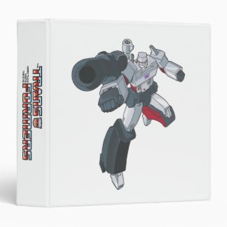 Megatron 2 3 ring binder