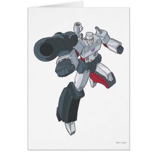 Megatron 2 card