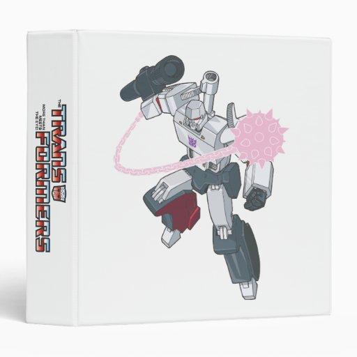 Megatron 3 binders