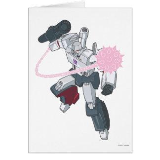 Megatron 3 card