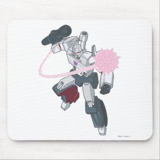 Megatron 3 mouse pad
