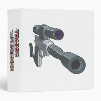 Megatron Gun Mode Binder