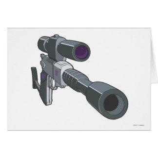 Megatron Gun Mode Card