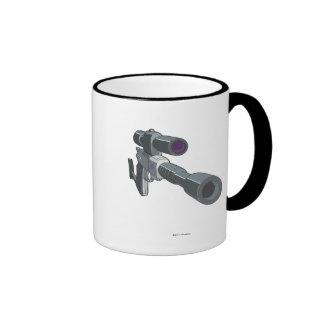 Megatron Gun Mode Coffee Mugs