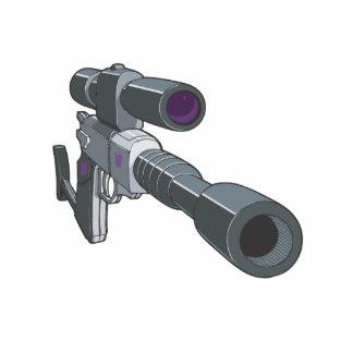 Megatron Gun Mode Photo Cutouts