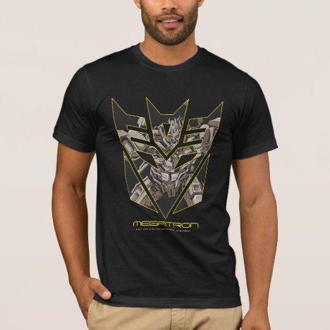 Megatron in Decepticon Shield