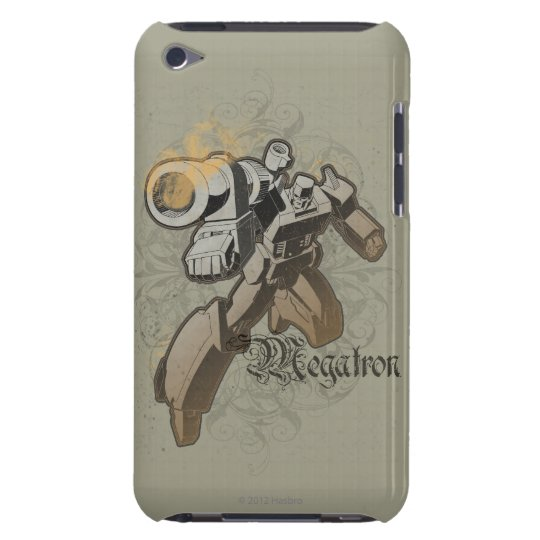 Megatron - Leafy Burst Barely There iPod Case