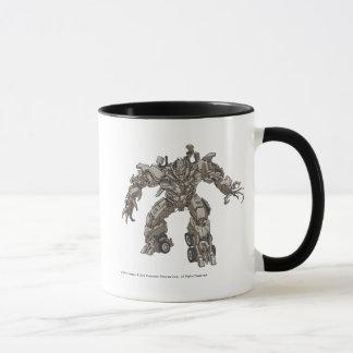 Megatron Line Art 1 Mug