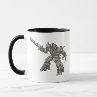Megatron Line Art 3 Mug