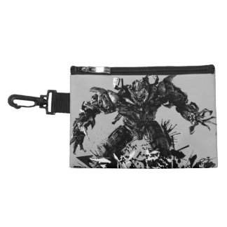 Megatron Logo Shattered Accessory Bag