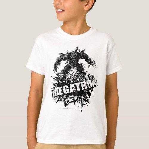 Megatron Logo Shattered T_Shirt