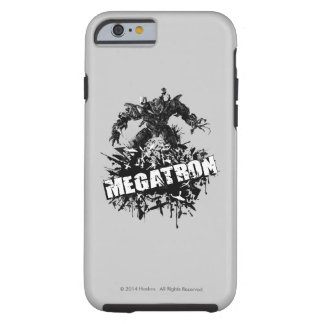 Megatron Logo Shattered Tough iPhone 6 Case