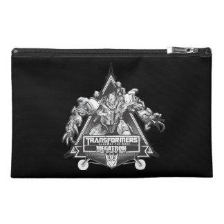 Megatron Metal Badge 1 Travel Accessories Bags