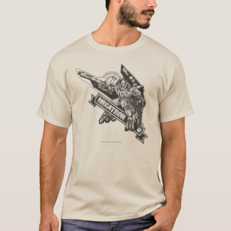 Megatron Metal Badge 2 T-Shirt