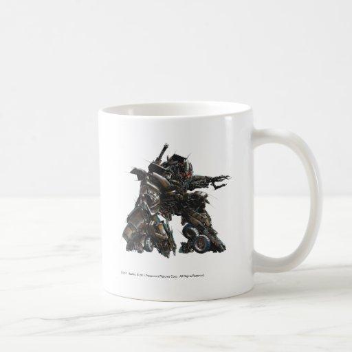 Megatron Sketch 1 Coffee Mugs