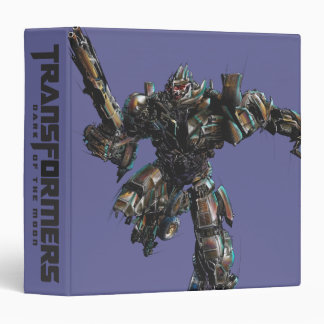 Megatron Sketch 2 Binder