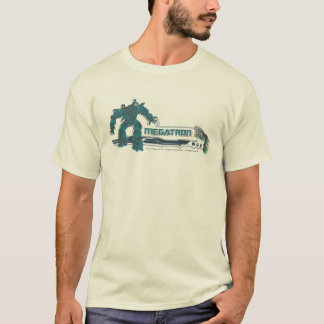 Megatron Teal Badge T-Shirt