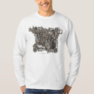 Megatron TF3 Badge Circuitry T-Shirt