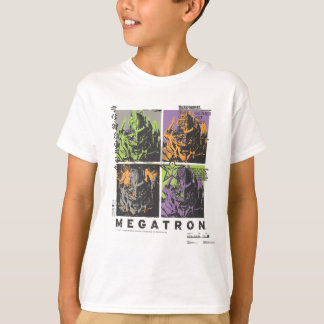 Megatron Wanted Poster T-Shirt