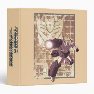 Megatron - Weathered Brick Wall Binder