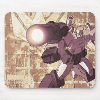 Megatron - Weathered Brick Wall Mouse Pad